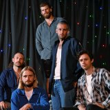 The Rubens headlined Wednesday's Coopers Live, Loud and Local show at Selina's in Coogee.