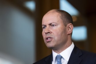"Josh Frydenberg: ""JobKeeper was very successful in providing a lifeline to the economy when it needed it most."""