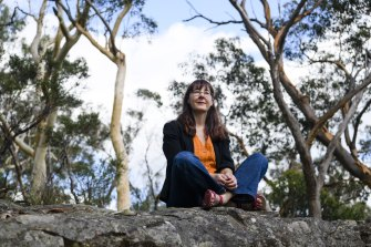 Corinne Podger says Mittagong is beautiful but she would prefer to live closer to a big city.