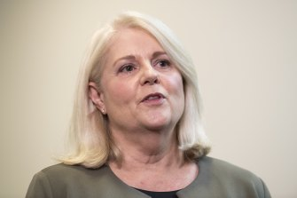 Home Affairs Minister Karen Andrews re-listed Hezbollah's external security wing as a terrorist group last week.