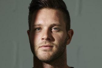 MAFS contestant Jake Edwards.