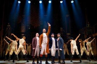 Hamilton will return next month as the city's theatres begin to awaken.