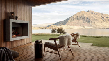 New Zealand's Te Kahu property on the South Island is available for punters to stay in - prices start at $3,600 a night.