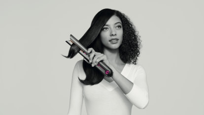 Cutting the cord with Dyson's $699 hair straightener