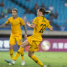 Socceroos win convincing World Cup qualifier against Taiwan