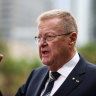Coates' final term with IOC set to be his greatest challenge
