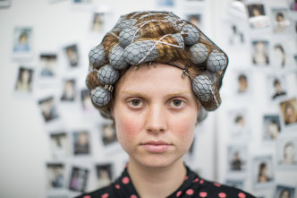 Big hair is back, with stylists and YouTubers ditching heating tools for retro rollers, curling ribbons and lo-fi tools your grandmother used.