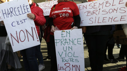 'Degrading': French police under fire for crude treatment of rape victims