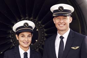 Why do Qantas pilots wear white hats?