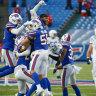 Brady's Bucs, plus Bills and Rams, win wildcard games