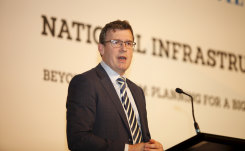 Urban Infrastructure Minister Alan Tudge is not a big fan of road user charging.