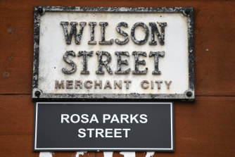 Anti-racism campaigners have renamed streets in Glasgow city centre that have links to the slave trade following the worldwide Black Lives Matter protests.