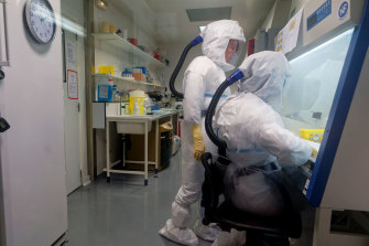 Monitoring for new variants has become a worldwide effort. Scientists at the Pasteur Institute of Lille in France sequenced the genome of SARS-CoV-2 in February 2020 using blood samples taken from the first confirmed French cases of the virus.