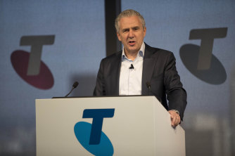 Telstra boss Andy Penn has written to his staff announcing that frontline workers, such as many technicians, will be required to be vaccinated.