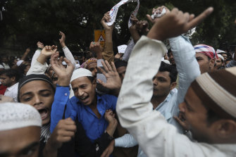 India's new citizenship law has sparked protests across the country.