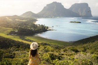 """""""All I could think of when we landed was Tahiti, or an imagined vision of it – the prototypical Pacific island, with a peak at one end just undulating enough to entertain the eye."""""""