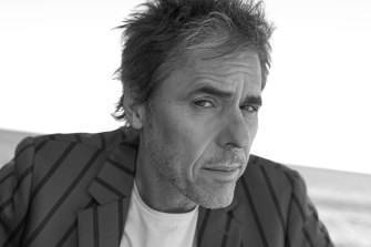 """Tim Freedman on life as a parent: """"You've just got to be steady and present. I was a wanderer until then, and I was used to doing what the  hell I wanted to, whenever I wanted to. I almost suffered from a surfeit of freedom."""""""
