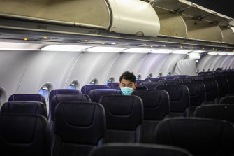 With countries locking down their borders, empty aircraft has become the new reality of international air travel.