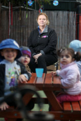 Kidz Childcare general manager Kathy Patrick.