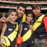 'Footy is home': Marlion Pickett's grand final debut