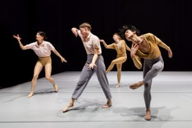 Artistic risk pays off in challenging dance work