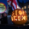 Trick or treat? Expect plenty of both in the uncertain British election