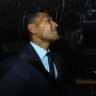 Folau legal challenge imminent but NRL door still shut