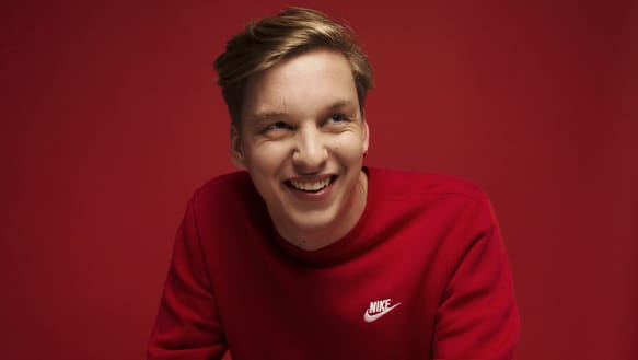 George Ezra opens up about finding fame and his long awaited album