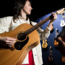 Beautiful and sexy: exhibition celebrates long history of Maton guitars