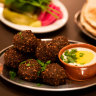 Review: Jimmy's falafels are so good, you could live on them