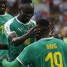 Senegal punish Polish errors to win 2-1