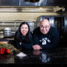 The love that keeps these two chefs on the boil