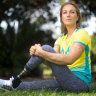 'Red flag to a bull': Daughter's comment sparked Paralympic comeback