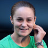 Barty wary of Mladenovic ahead of Fed Cup final