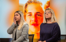 'I never got the chance to say goodbye': Grieving mother of teen killed at house party speaks out