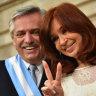Peronist left returns to Argentina