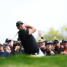 Tiger clubs short-handed Leishman, who must now ready for Reed