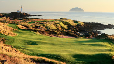 The spectacular Trump Turnberry course in Scotland will not be hosting the Open Championship any time soon.