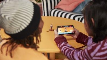 Lego Vidiyo is a musical social media app aimed at kids.