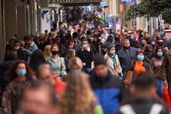 The national population is projected to increase by about 50 per cent to reach 38.8 million in 2061.