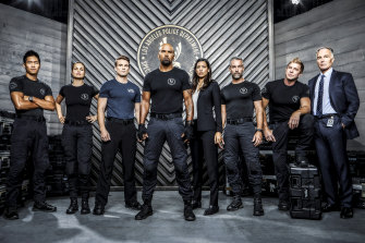 S.W.A.T. is back on Seven for season 2.