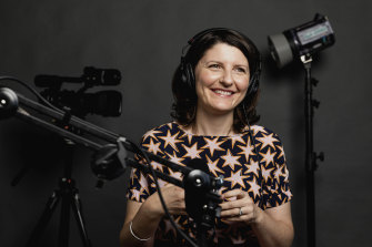 Louise Rugendyke, Sun-Herald TV Editor, hosts The Televisionaries podcast.