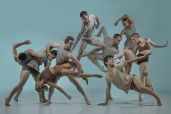 Sydney Dance Company's Impermanence looks at the challenging nature of the modern world.