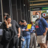 Virus lockdown pushes already weak economy into recession