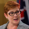 Australia will take 'a firm stand' in rapidly changing global relations, Foreign Affairs Minister says