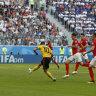 Belgium third after 2-0 win over England