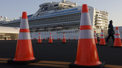 Australia mulls evacuating passengers on stranded coronavirus cruise ship