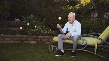 The surprising call that changed Rod Laver's life
