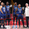 US men's basketball team is out of wake-up calls after loss to France