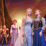 Frozen musical wins exemption to play to bigger audiences